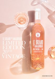 Le Grand de l'Amaurique rosé